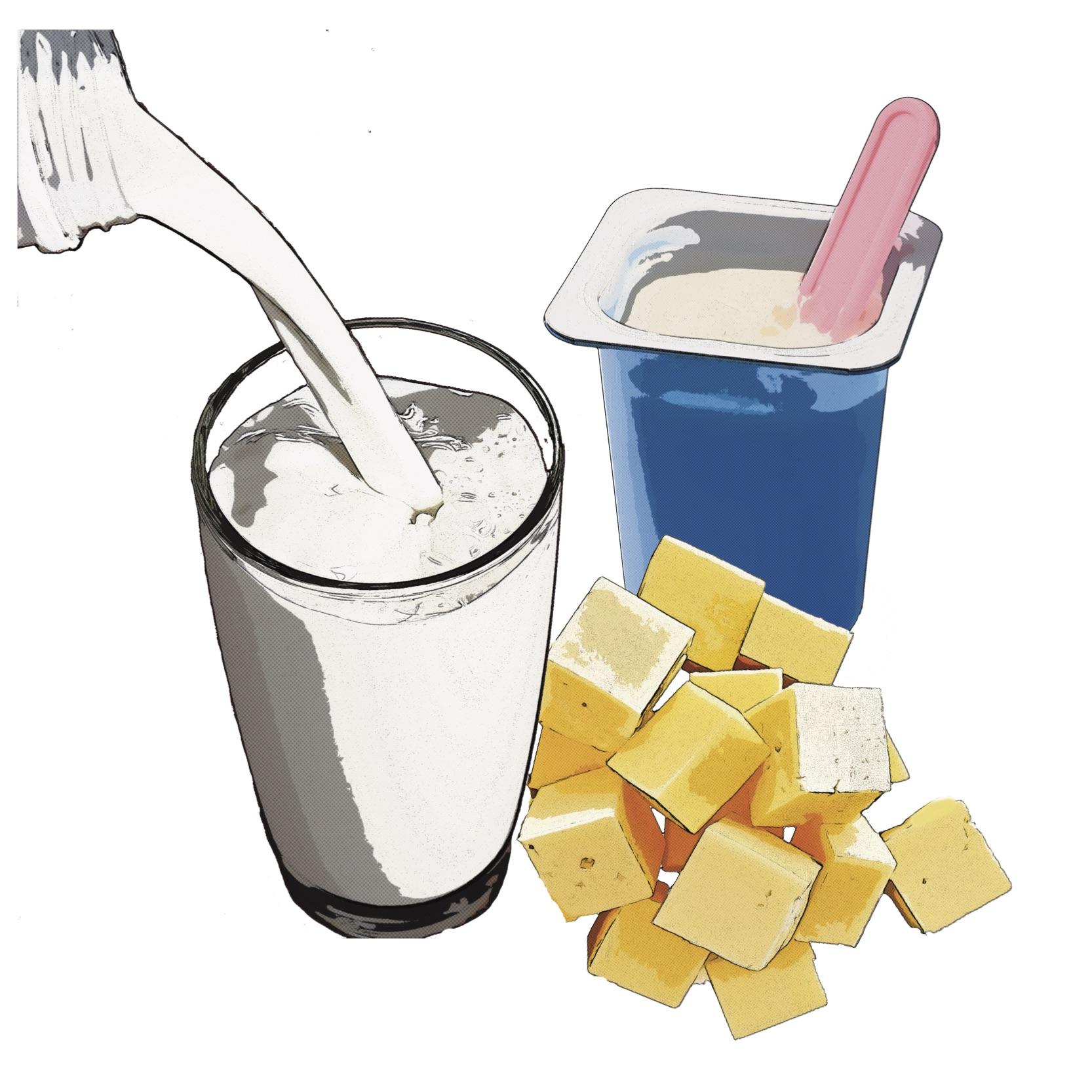 Find Dairy Recipes