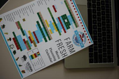 Farm fresh pamphlet