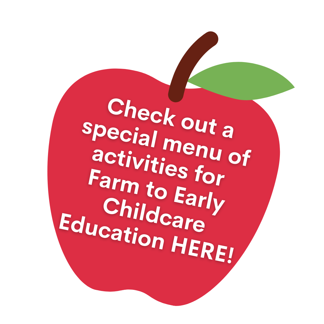 click here to see ECE activities for CT grown for CT kids week